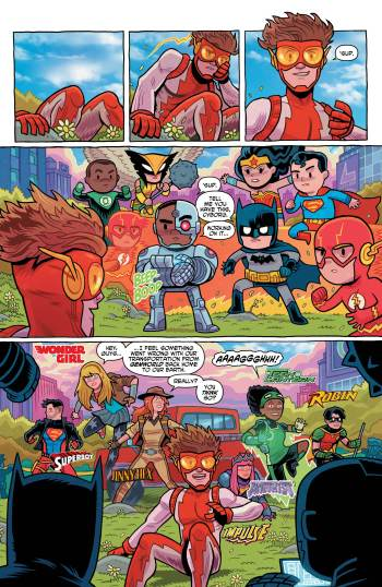 Young Justice #7 page 2