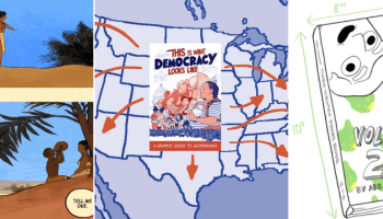 Crowdfunding Comics Round-Up: This Is What Democracy Looks Like & 5 other projects we love