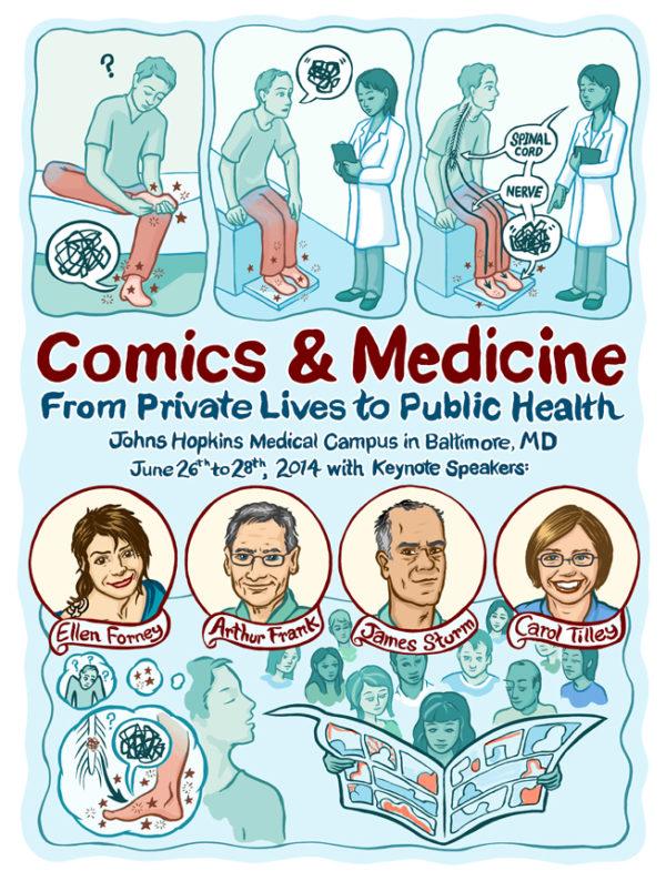 Graphic Medicine