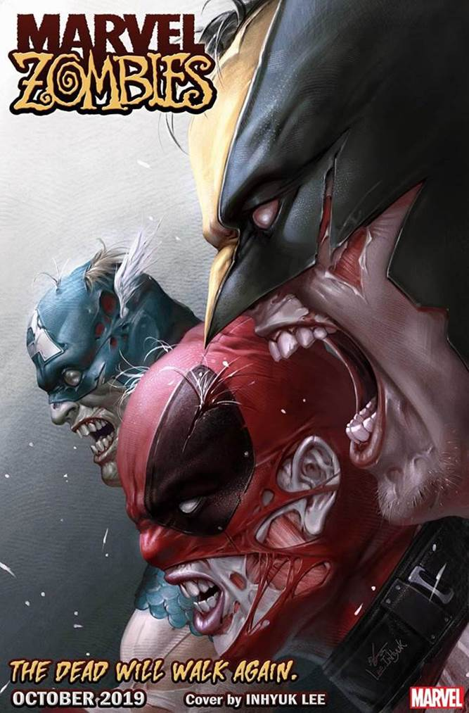 Marvel Zombies Teaser