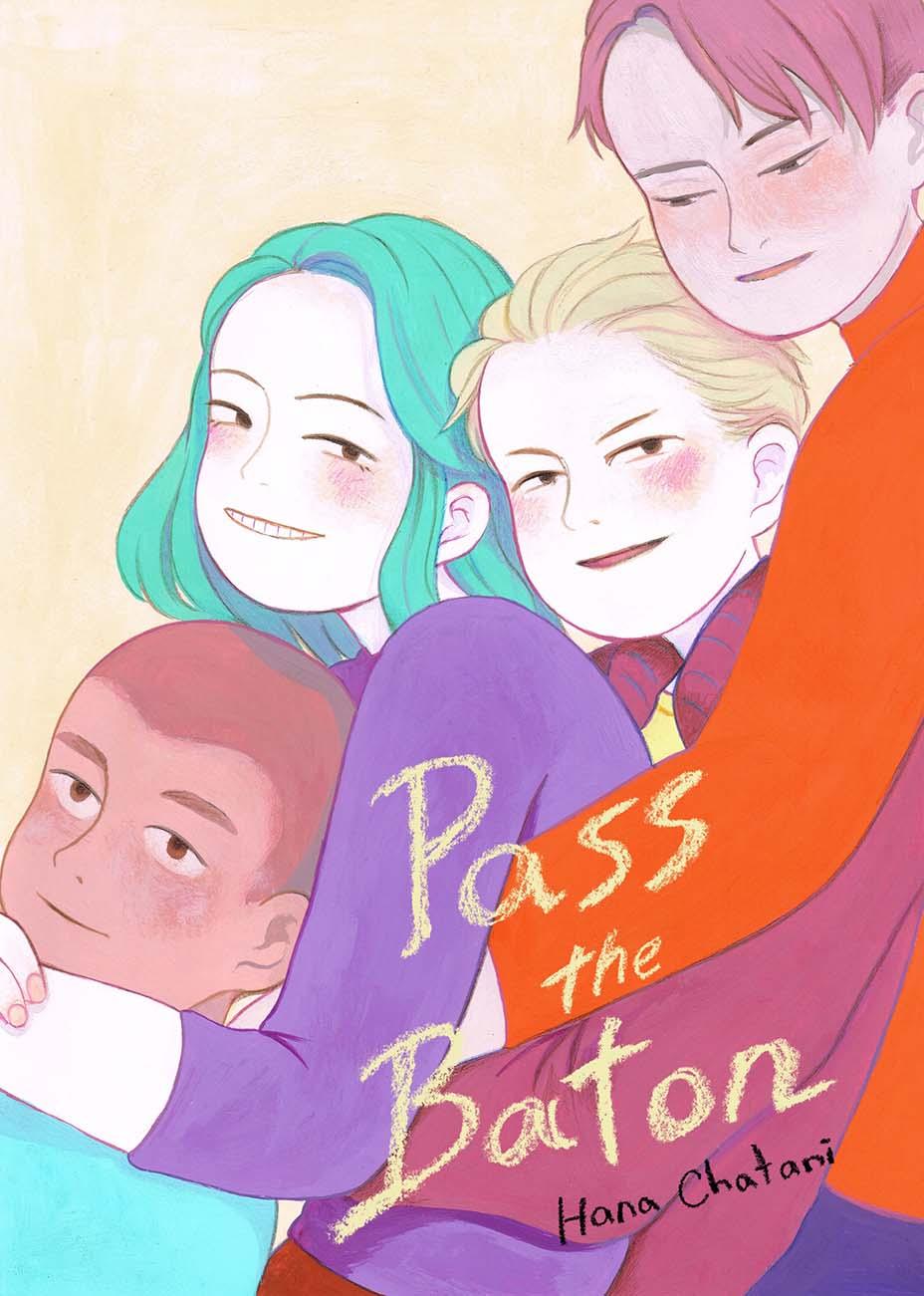 Pass the Baton Shortbox #11