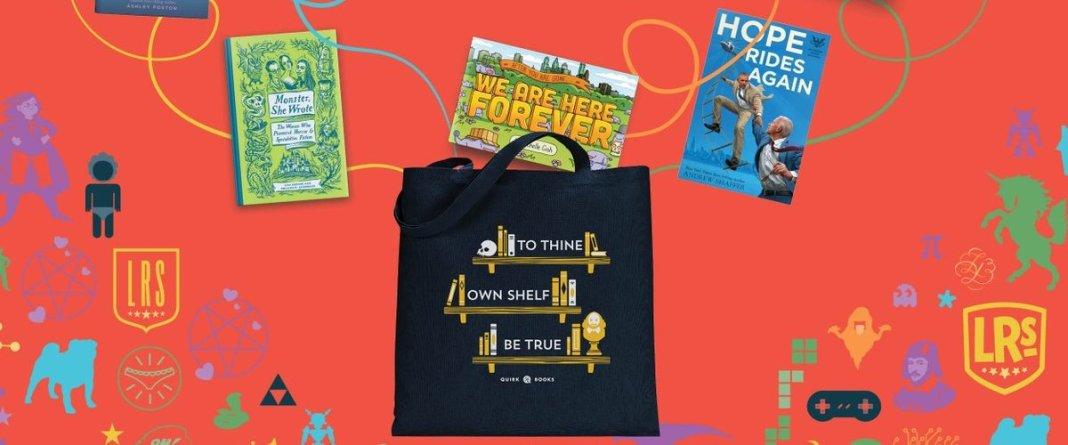 Quirk Books SDCC online pop-up shop