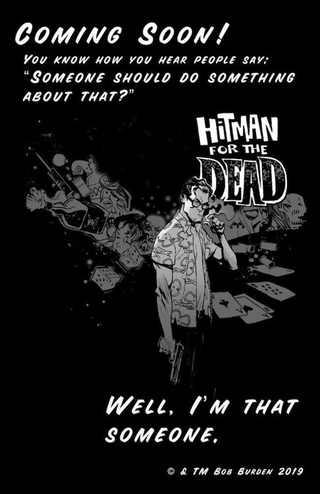 Hitman for the Dead