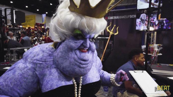 SDCC Cosplay - Ursula