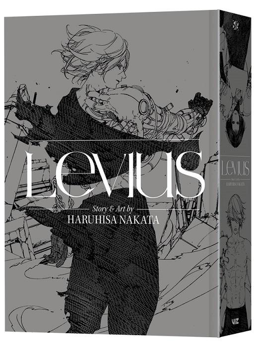 VIZ September Cover Preview: Levius