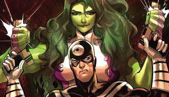 Exclusive Preview: She-Hulk Annual (2019)