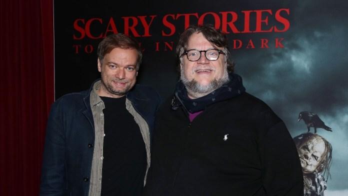 Andre Ovredal Guillermo del Toro