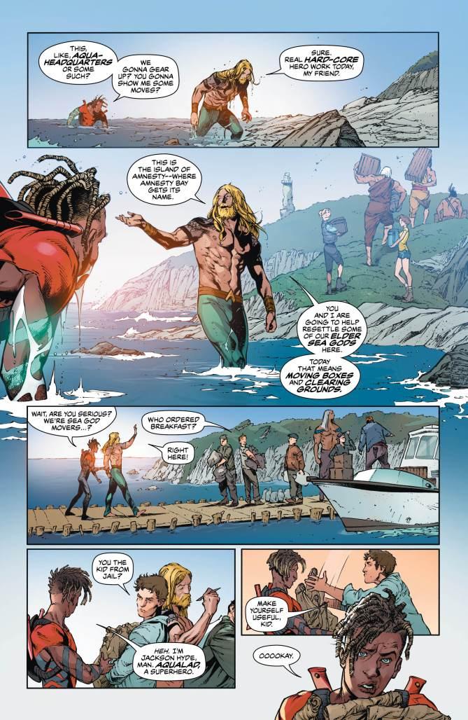 Aquaman 51 page 4