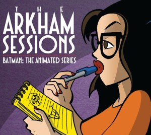 Comic book podcasts - The Arkham Sessions
