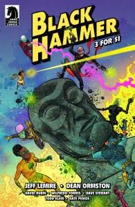 Dark Horse November 2019: Black Hammer 3 for $1