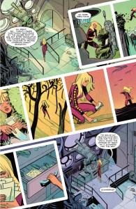 Barbarella/Dejah Thoris trade paperback