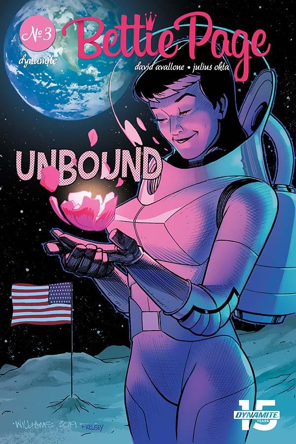 Bettie Page: Unbound #3