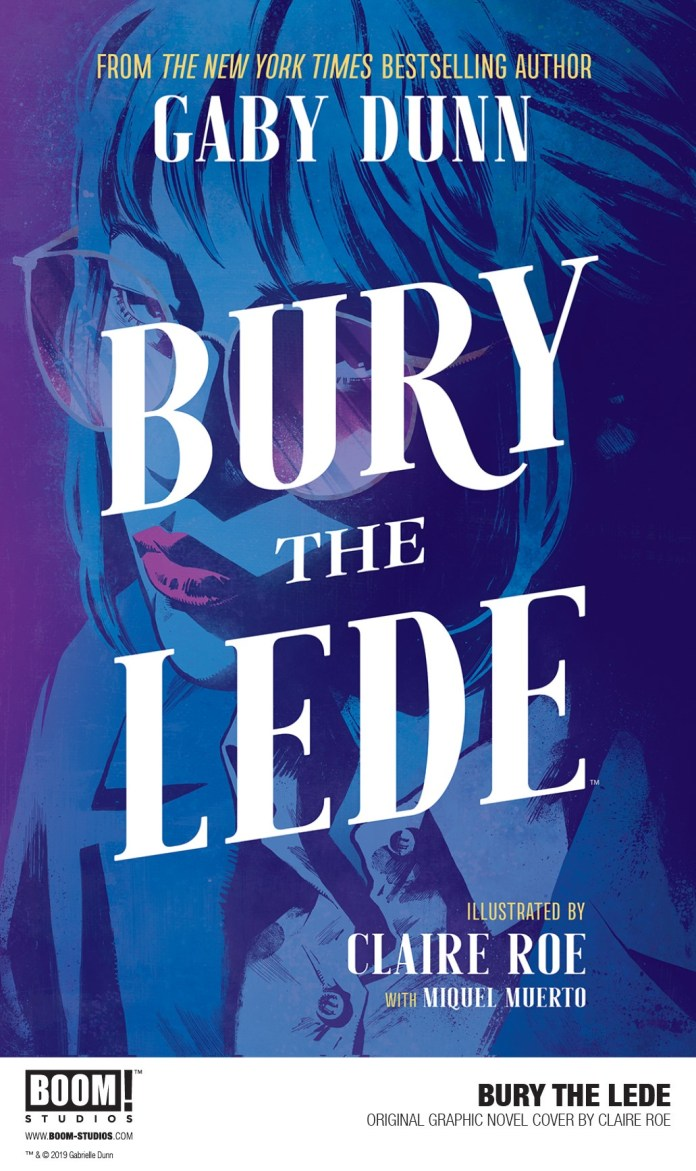 Bury the Lede cover
