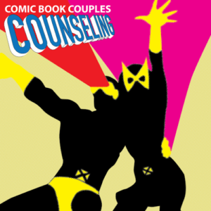 Comic book podcasts - Comic Book Couples Counseling