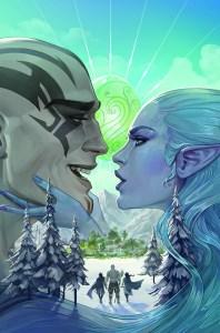 Dark Horse November 2019: Critical Role: Vox Machina Origins Series II #4 (of 6)