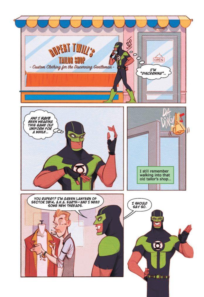 Green Lantern 6