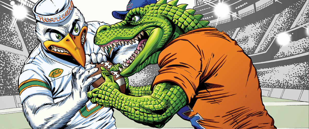 ESPN to commemorate first game of its College Football 150 season with 3 Marvel covers