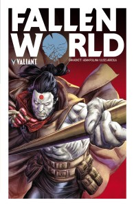Valiant November 2019 solicits: Fallen World TPB
