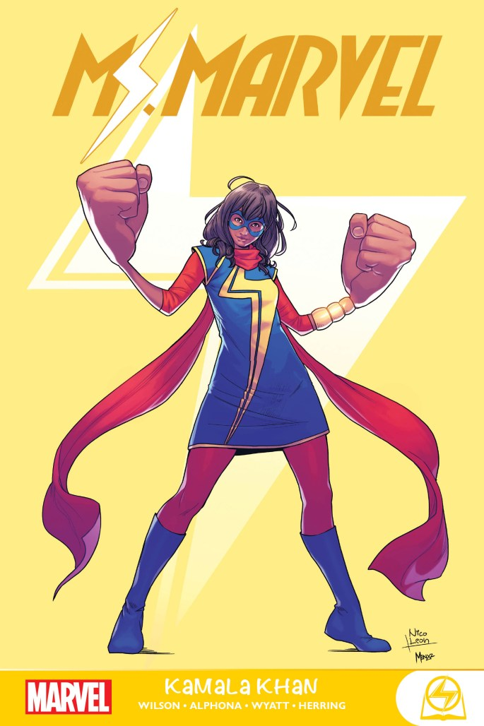 Ms. Marvel debut missing from Marvel Comics #1000
