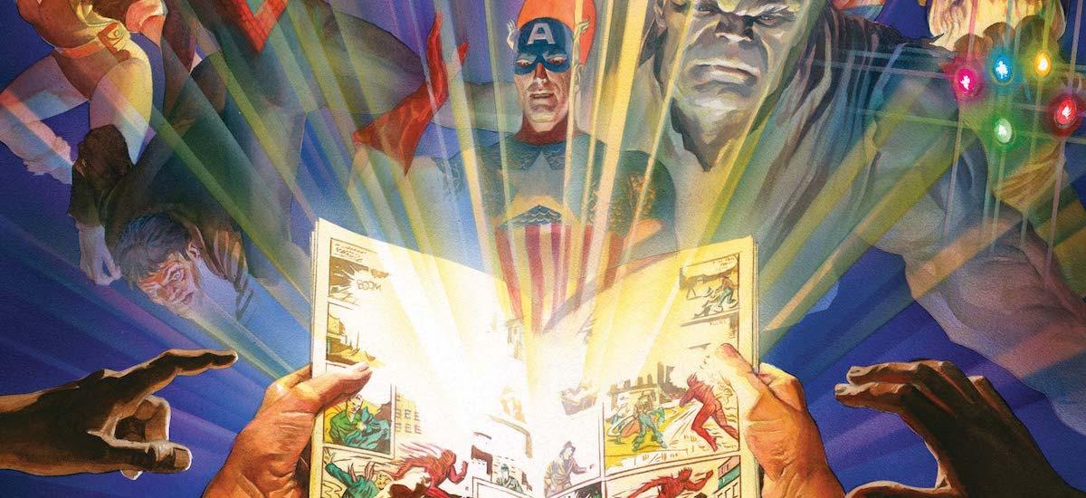 Marvel depoliticizes Captain America in Marvel Comics #1000