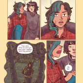 Mooncakes graphic novel preview