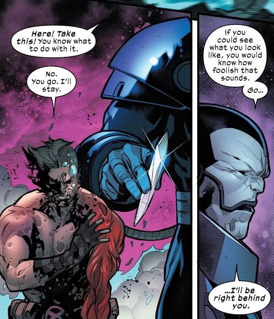 HiX-Men Moment of the Week Wolverine