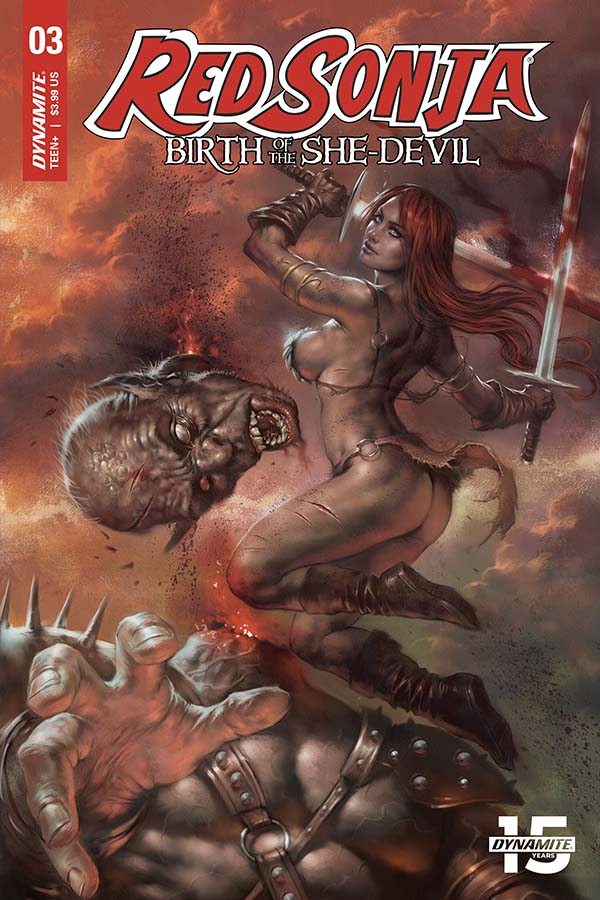 Red Sonja Birth of the She-Devil