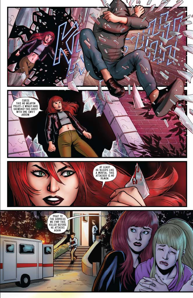 Red Sonja & Vampirella Meet Betty & Veronica #3