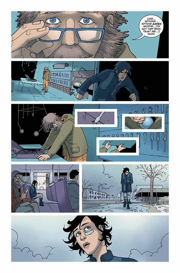 She Could Fly: The Lost Pilot #5 p12