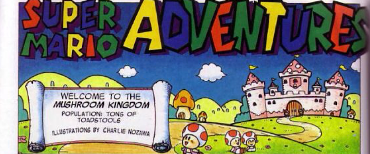 A North American MARIO comic almost happened - The Beat