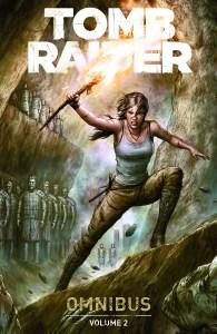 Dark Horse November 2019: Tomb Raider Omnibus Volume 2 TP