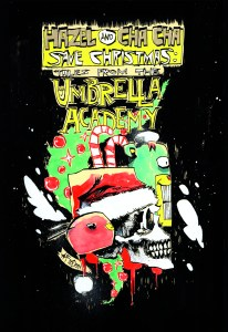 Dark Horse November 2019: Hazel and Cha Cha Save Christmas: Tales from the Umbrella Academy