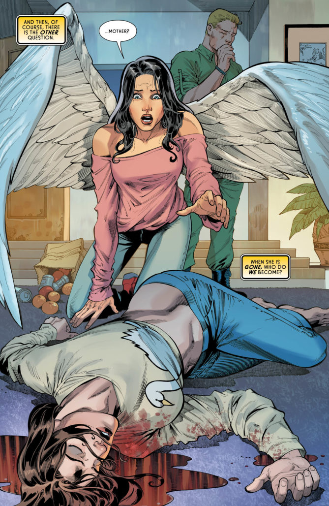 Wonder Woman #77 Review