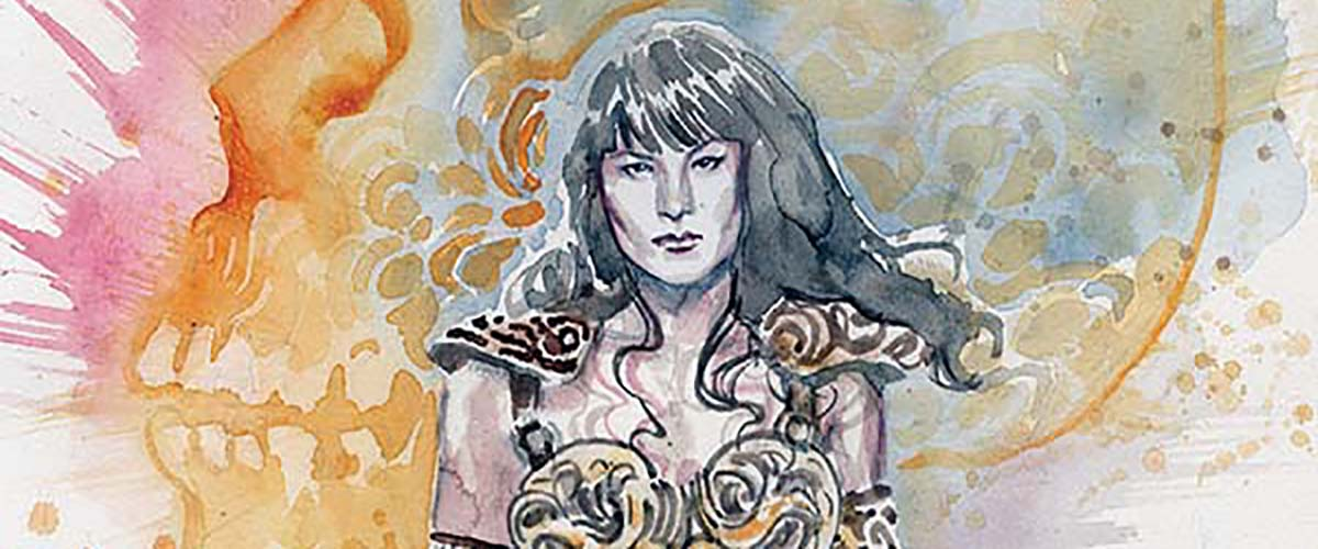 EXCLUSIVE PREVIEW: XENA: WARRIOR PRINCESS #5 continues the epic world tour