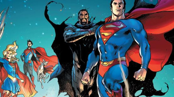 DC reveals ending of SUPERMAN #14