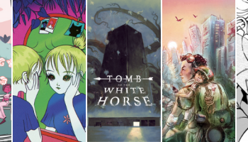Crowdfunding Comics Round-Up: Miss Anthology, klub zin, Tomb of the White Horse, Life Finds a Way and ComixCentral