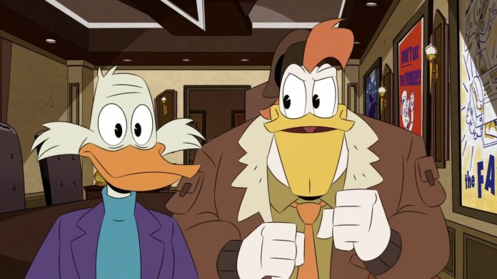Darkwing Duck on DuckTales