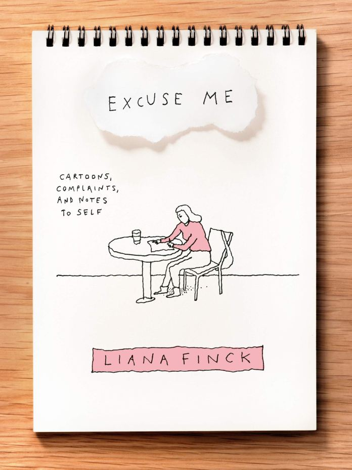 Graphic Novels for Fall 2019: Excuse Me