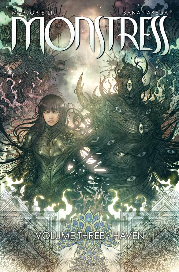 Hugo Awards - Monstress Vol. 3