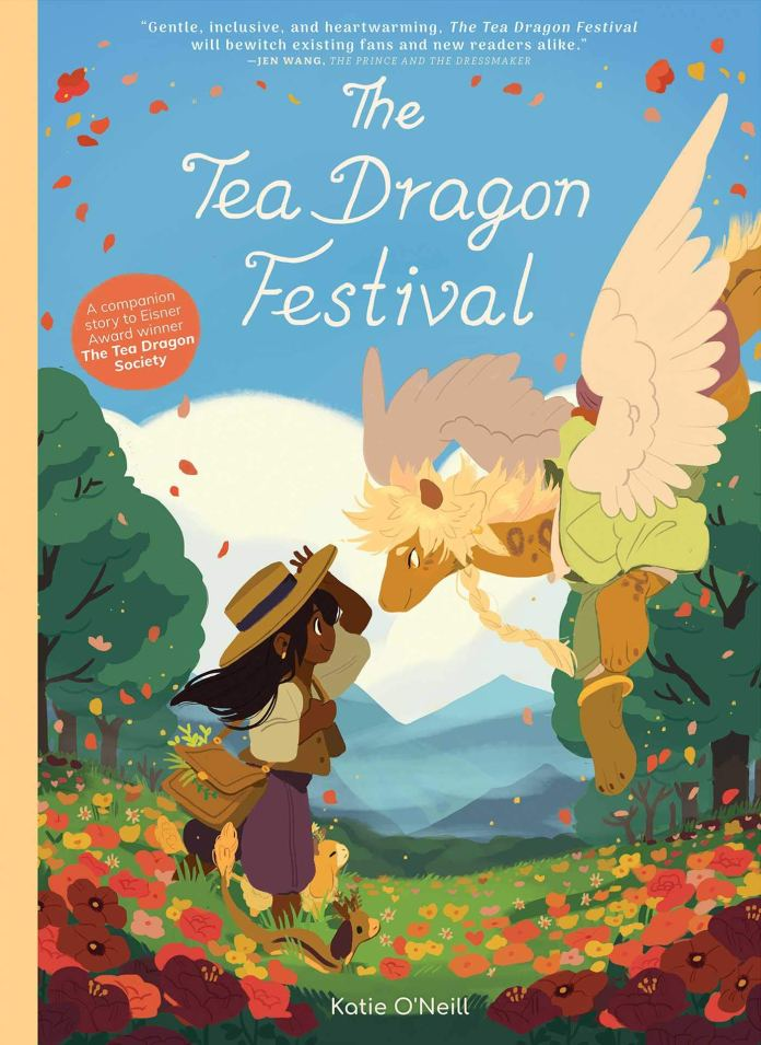 The Tea Dragon Festival