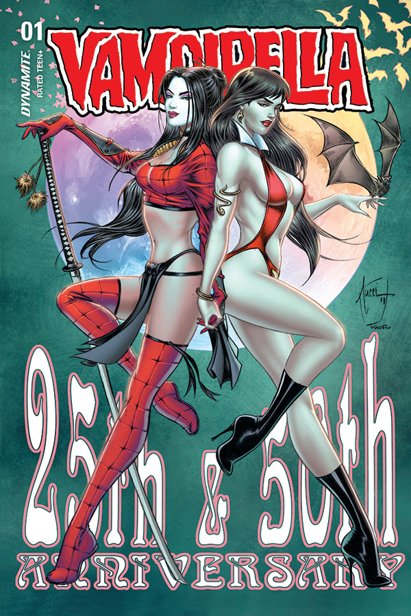 Vampirella and Shi