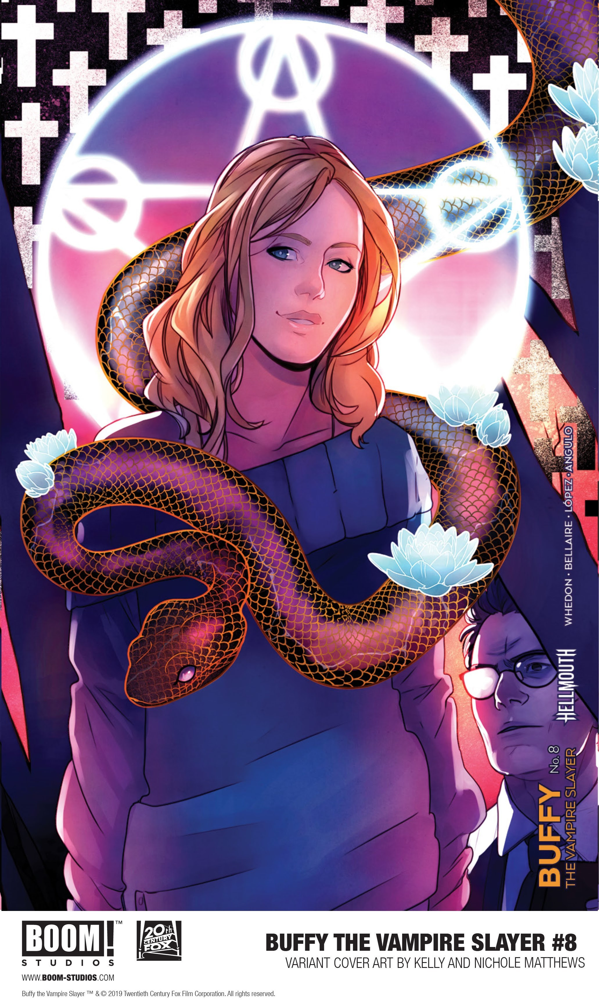 Buffy the Vampire Slayer #8