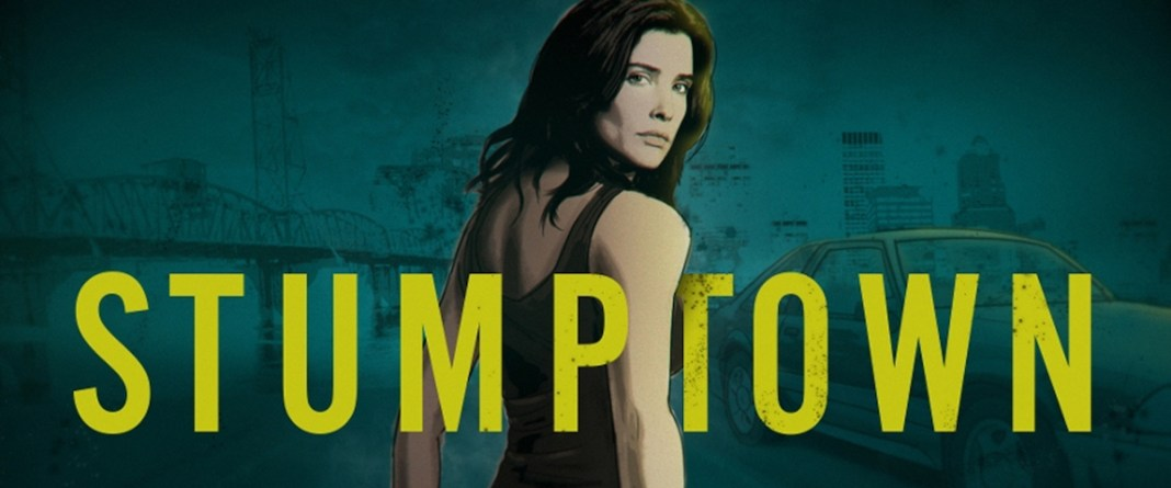 cobie smulders stumptown review