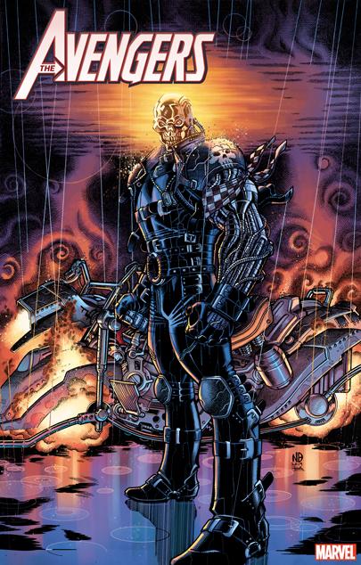 Avengers #27 2099 variant cover