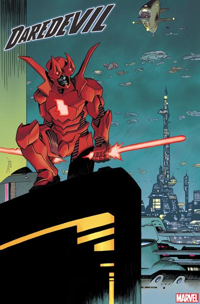 Daredevil #13 2099 variant