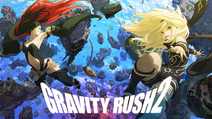 comic video games gravity rush