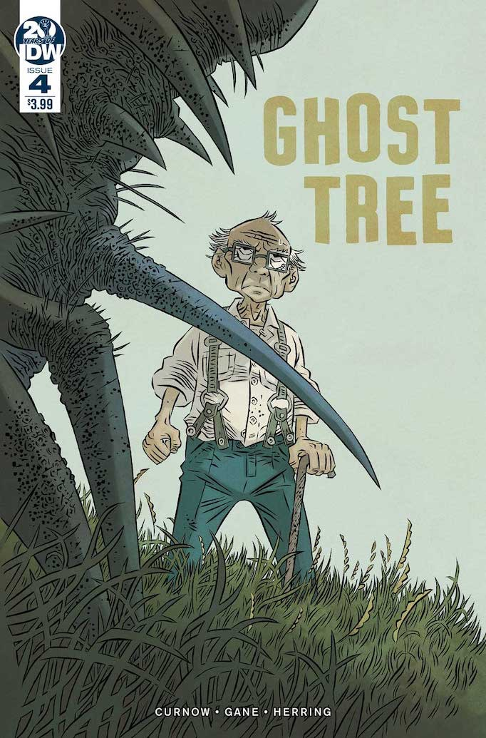 ghost tree comic cover