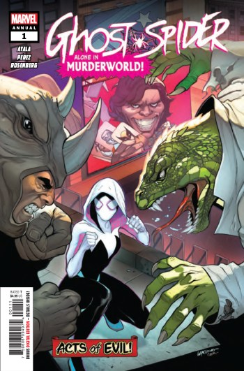 Ghost-Spider Annual (2019) #1
