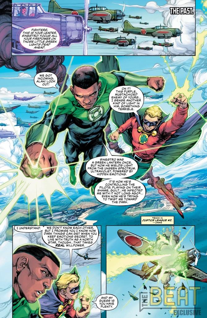 Justice League 32 Preview