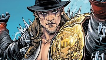 All Elite Wrestling Champion Chris Jericho